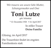Toni Lutze