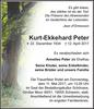 Kurt-Ekkehard Peter