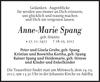 Anne-Marie Spang